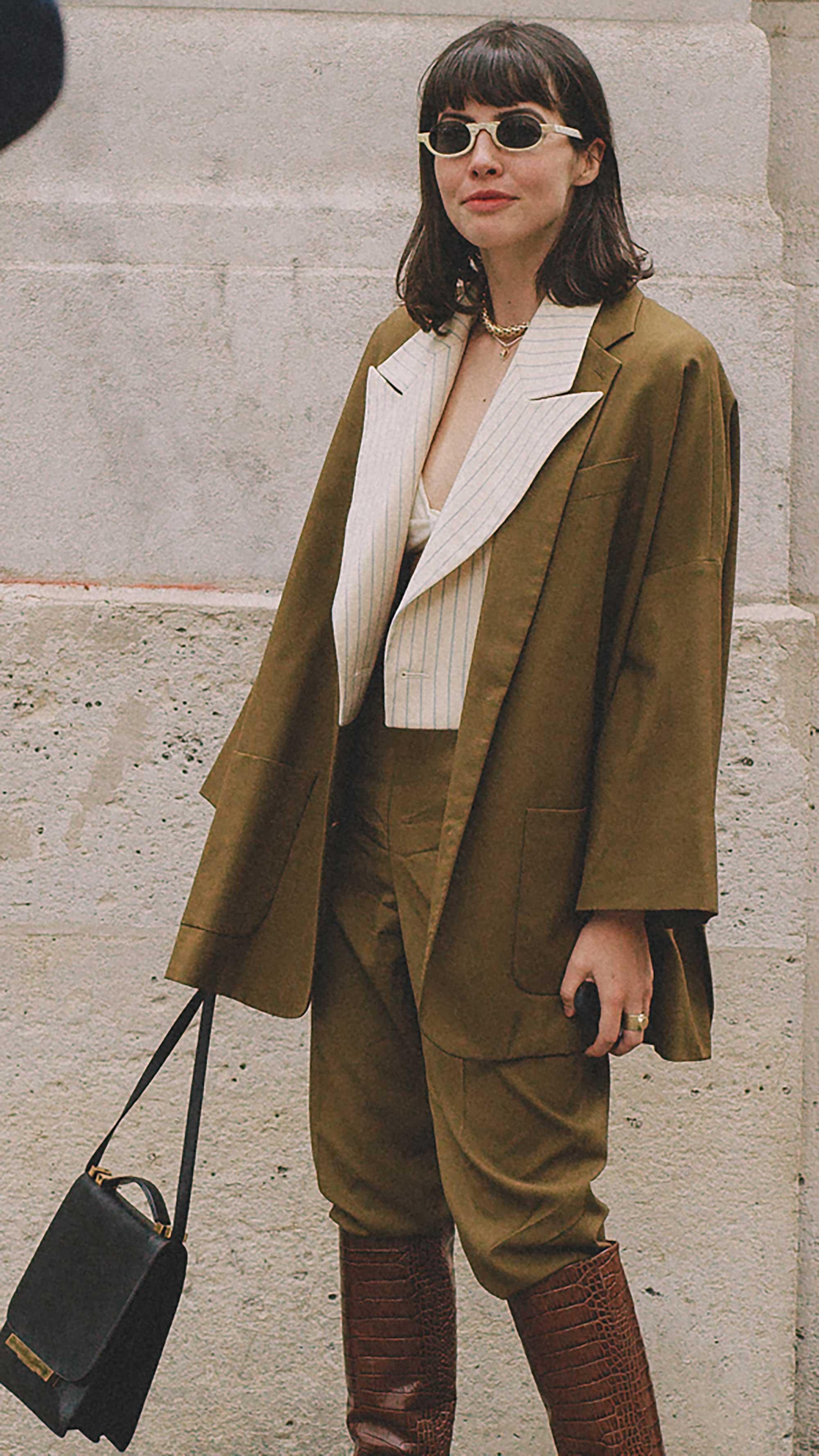 Best outfits of Paris Fashion Week street style 2019 day four PFW SS20 Photo by @J2martinez Jose J. Martinez -52.jpg