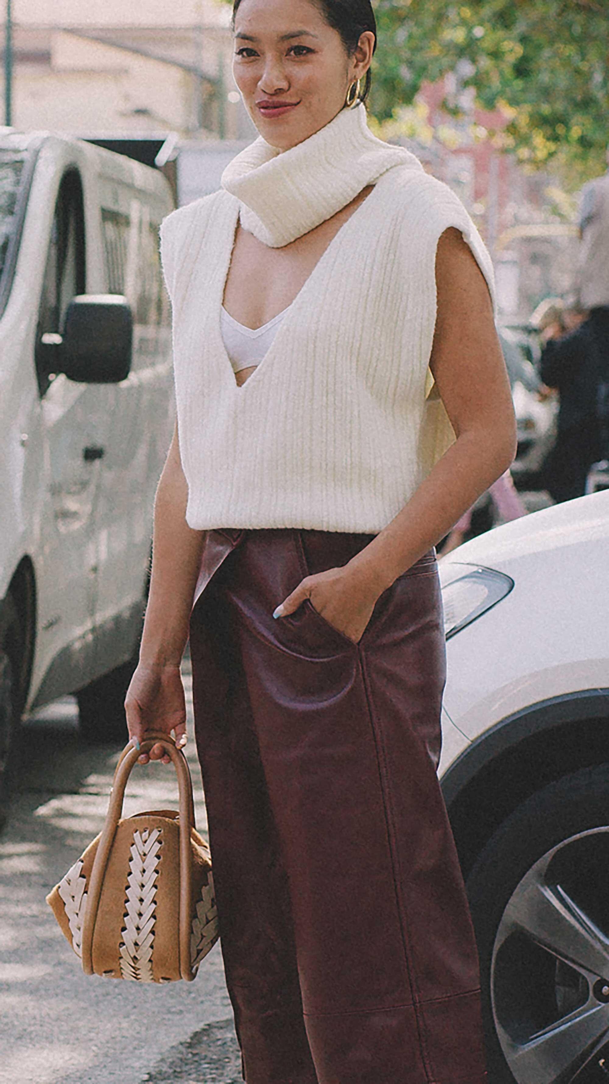 4. Jacquemus - La Maille Aube cotton-blend sweater