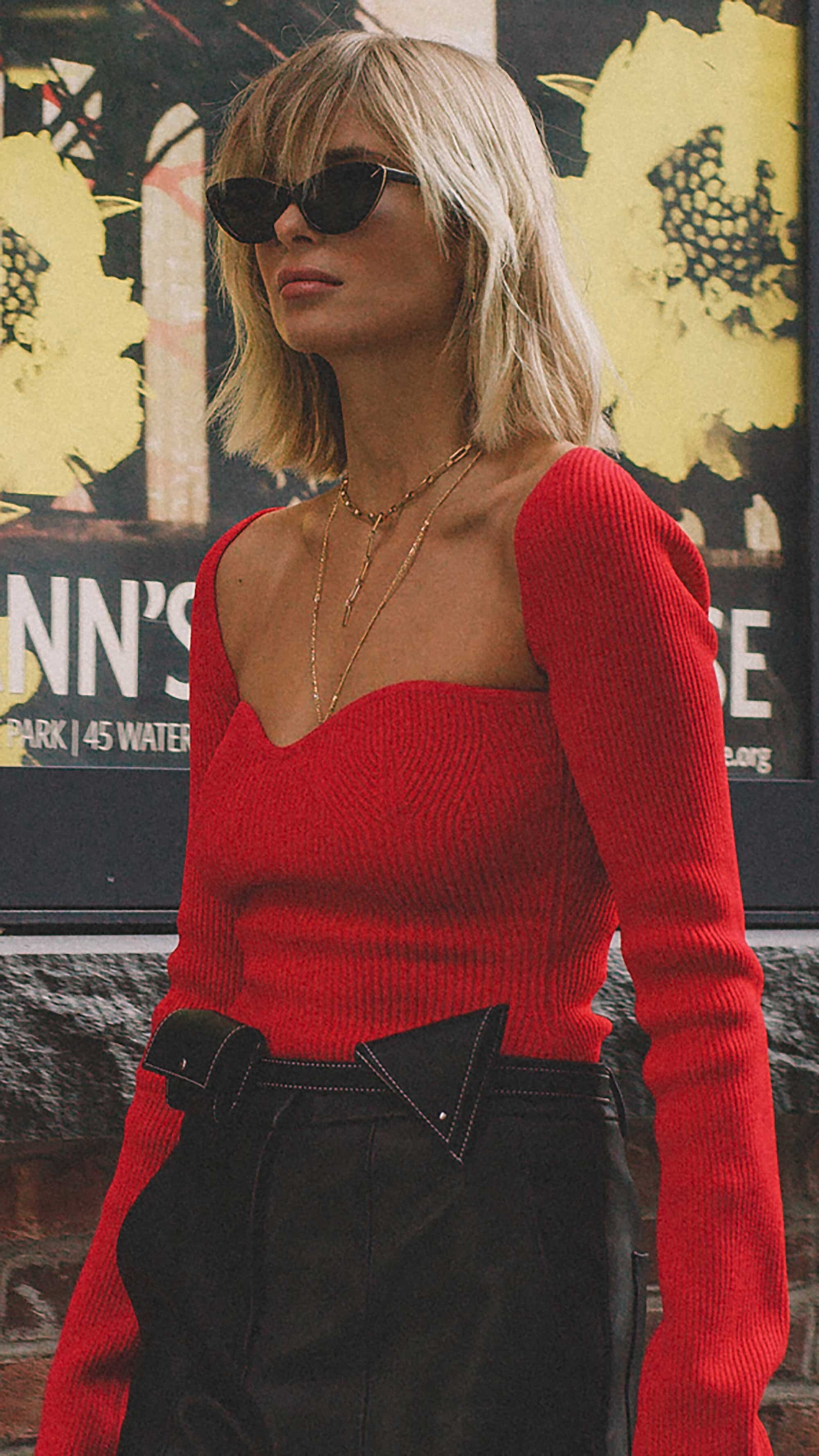 10. Khaite - Maddy ribbed-knit sweater