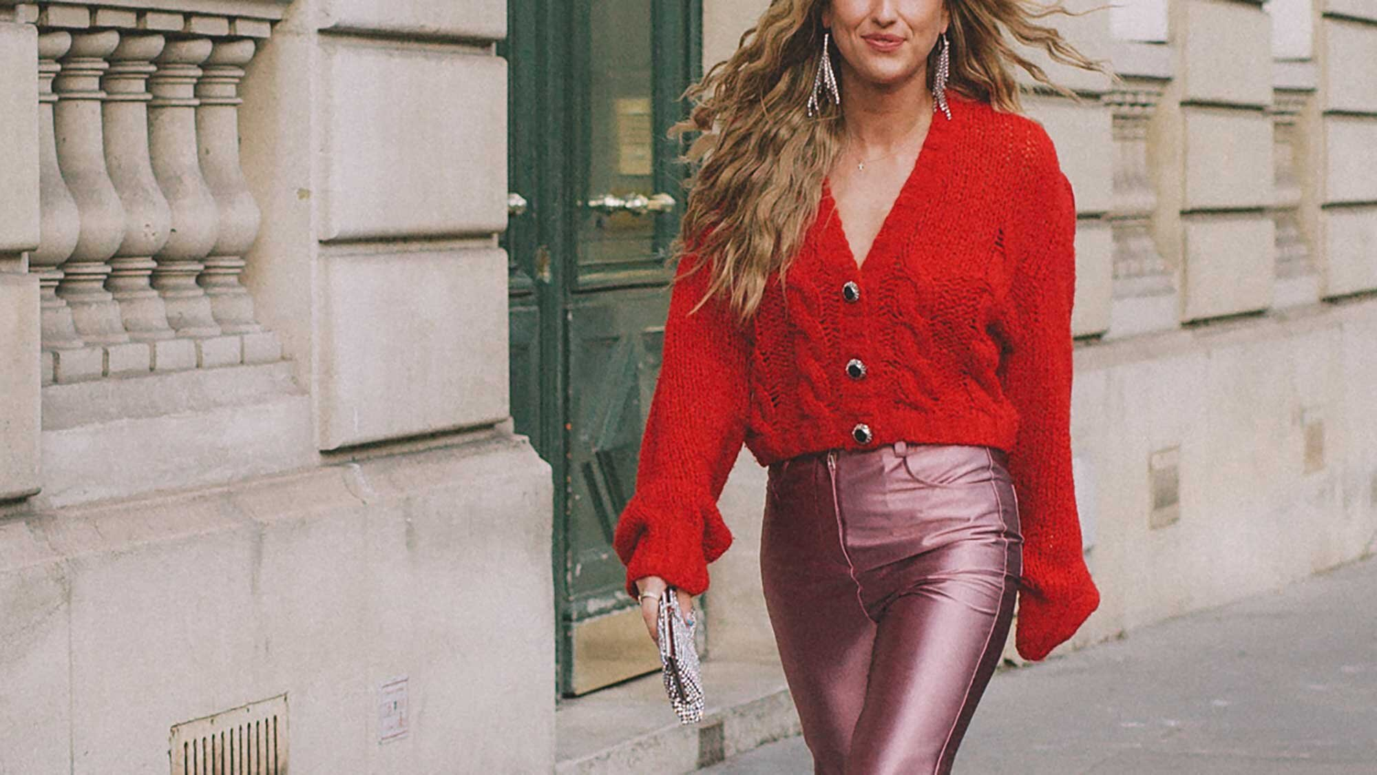 14 chicest Fall Sweaters of Fashion Week - 14 Chicest Fall Sweaters of Fashion Week Street Style // Photos by @J2martinez