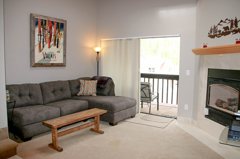 Frisco, CO 2 Bed +Loft 2 Bath Condo