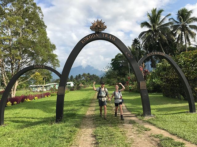 Did you know that it's been two years since I trekked the Kokoda Track the first time?! Hard to believe that this insanely hard, mentally testing yet incredibly rewarding experience was so long ago. It really was the hardest yet greatest thing I have ever done but I'm still wondering why I went back for round two earlier this year because it definitely didn't get any easier. I've said it before and I'll say it again, if trekking Kokoda is on your bucket list or has even crossed your mind, do it! You won't regret it! #kakoda #limitlessvision #truevision