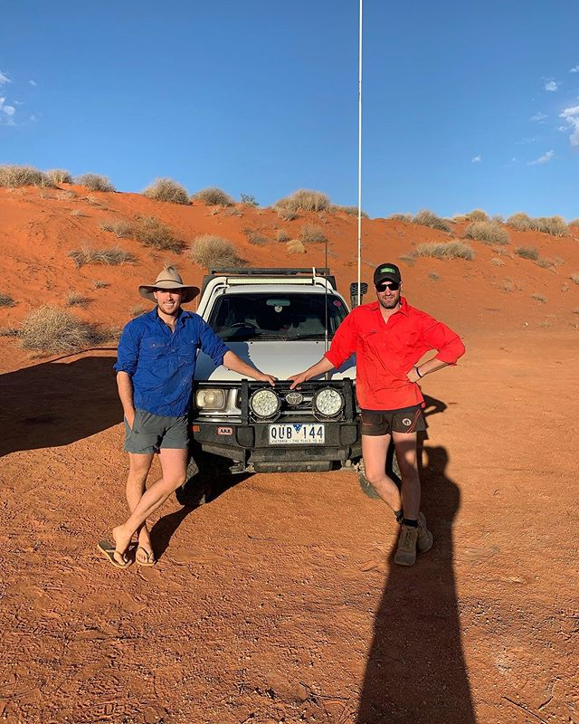 Here are a few happy snaps from our 10 day trip through the outback. 5000kms travelling through 4 states and some absolutely incredible parts of this beautiful country we call home. We stood in the geographical centre of Australia, experienced the remoteness of the Simpson desert and relaxed in natural water holes in the middle of nowhere. It was a ripper of a trip and so good to be able to get off the grid. Pumped to plan the next one!