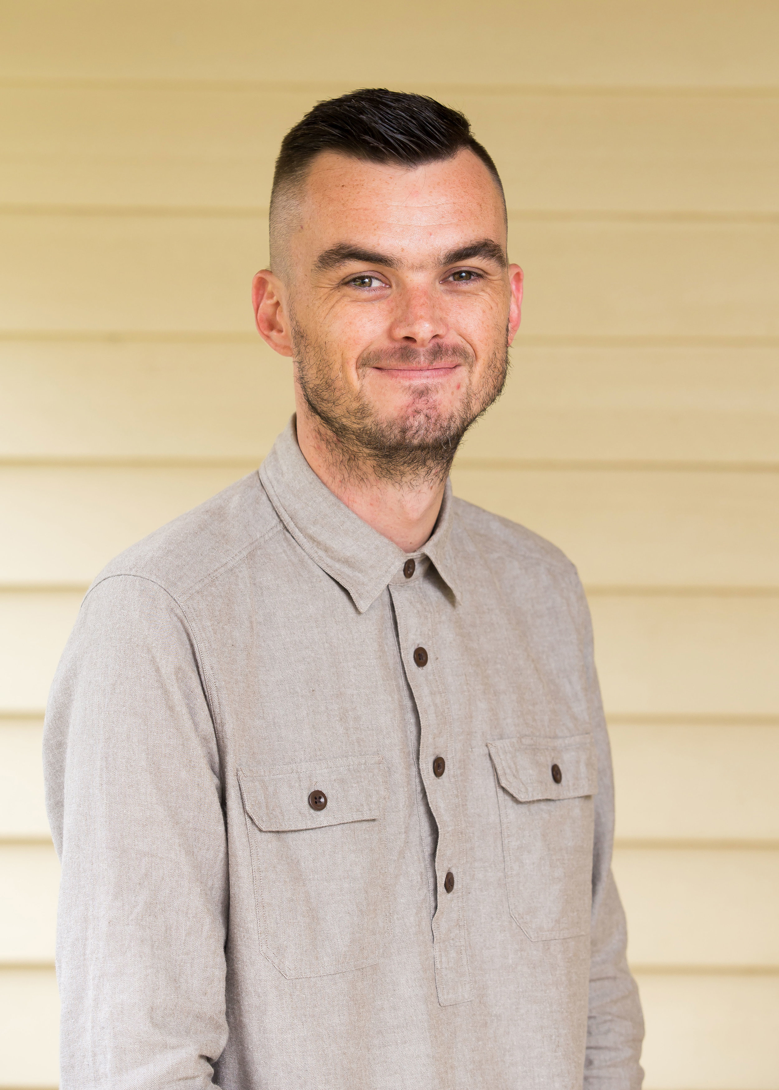 Dan Moye - NDIS and Intake Officer