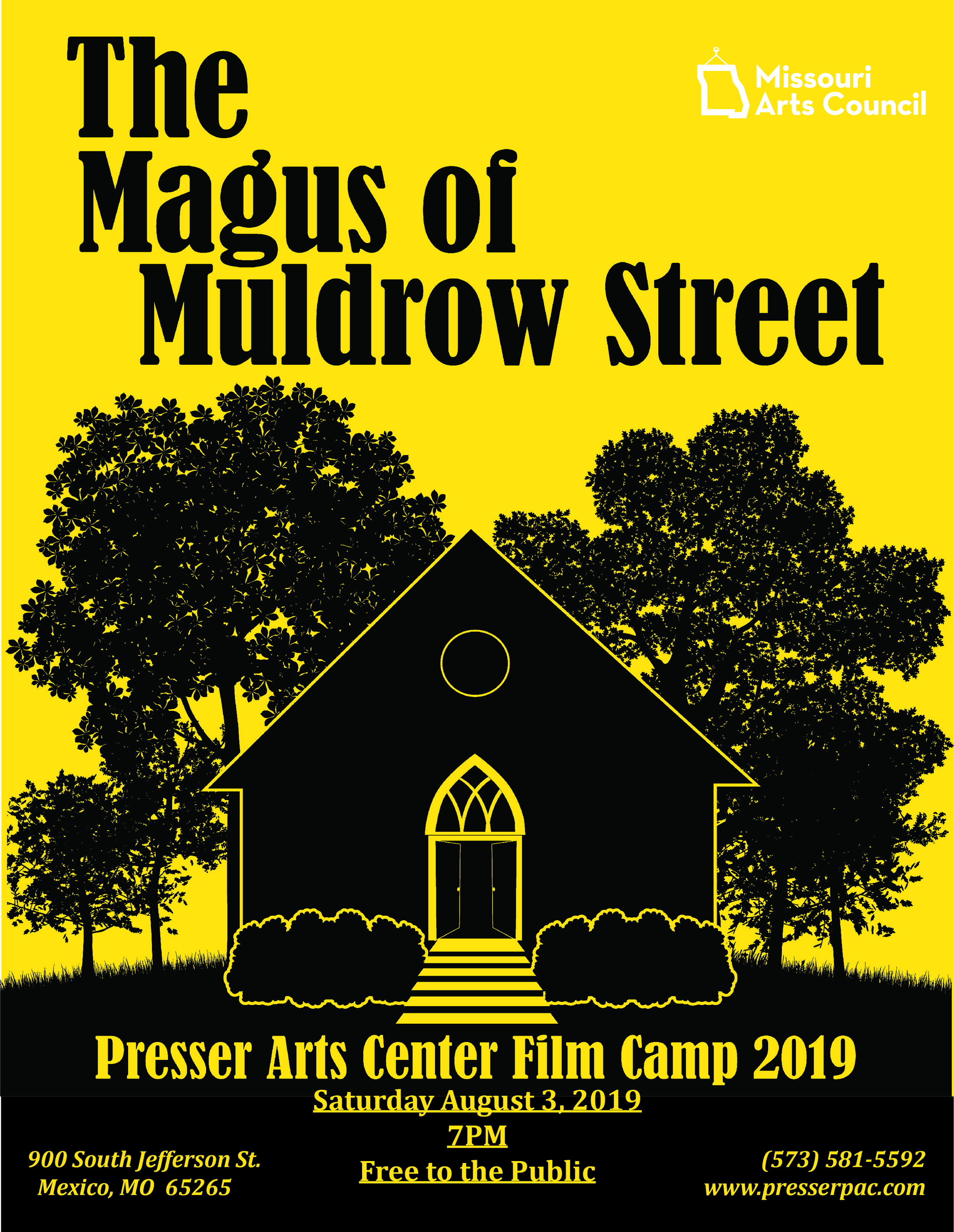 Magus of Muldrow Street Poster.jpg
