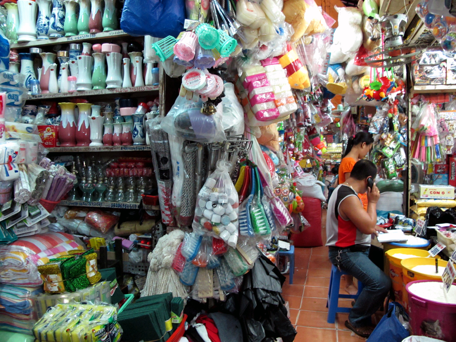 Saigon Markets