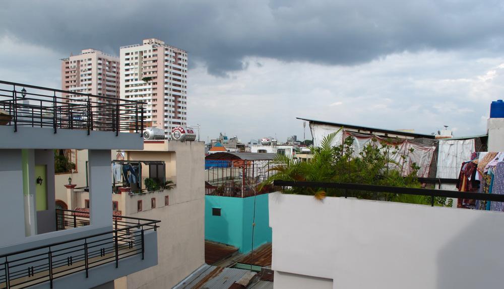 Panorama of Saigon