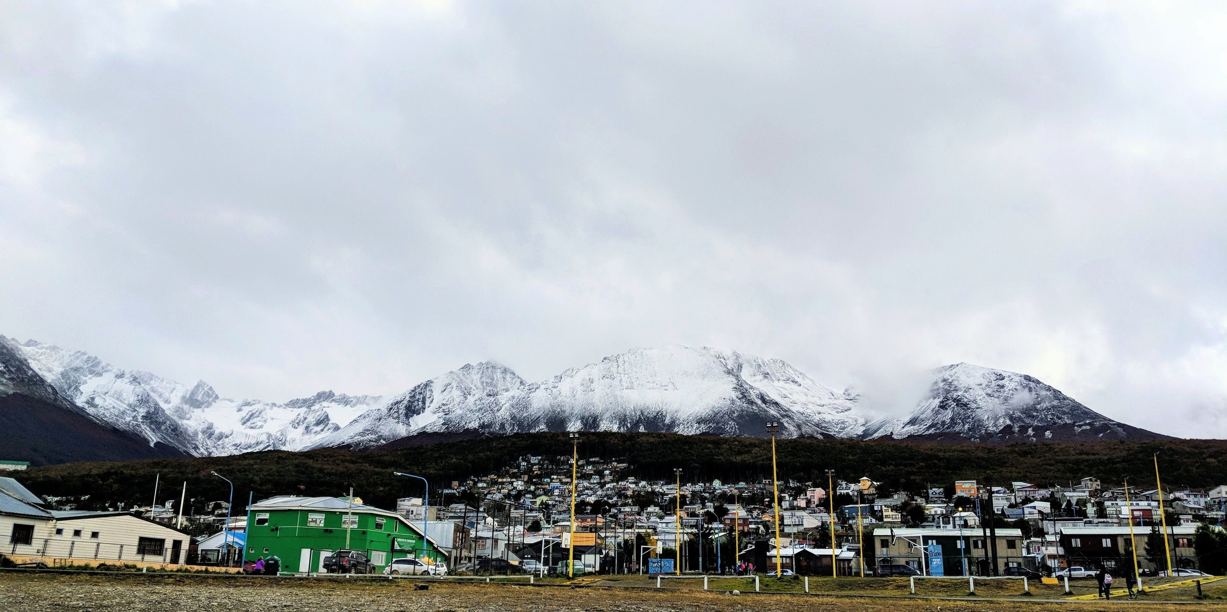 Ushuaia, Argentina, Tierra del Fuego Province of Patagonia