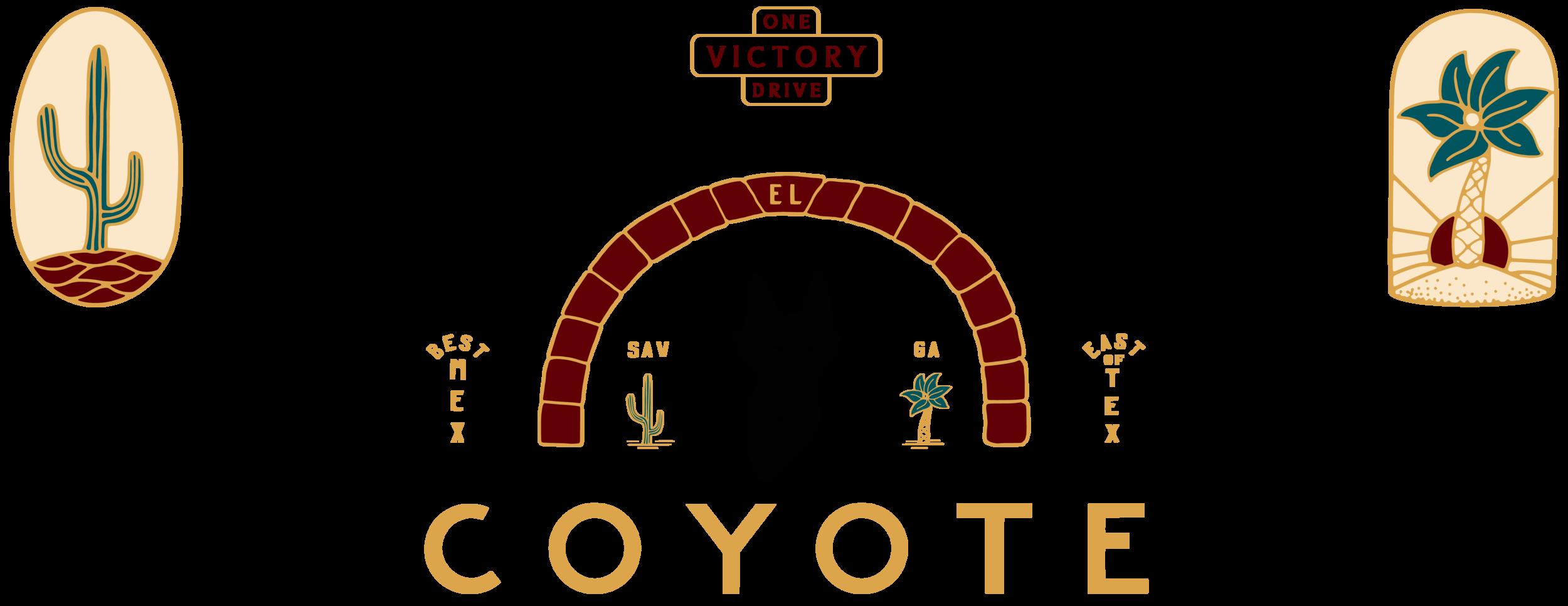El Coyote : Savannah, Georgia