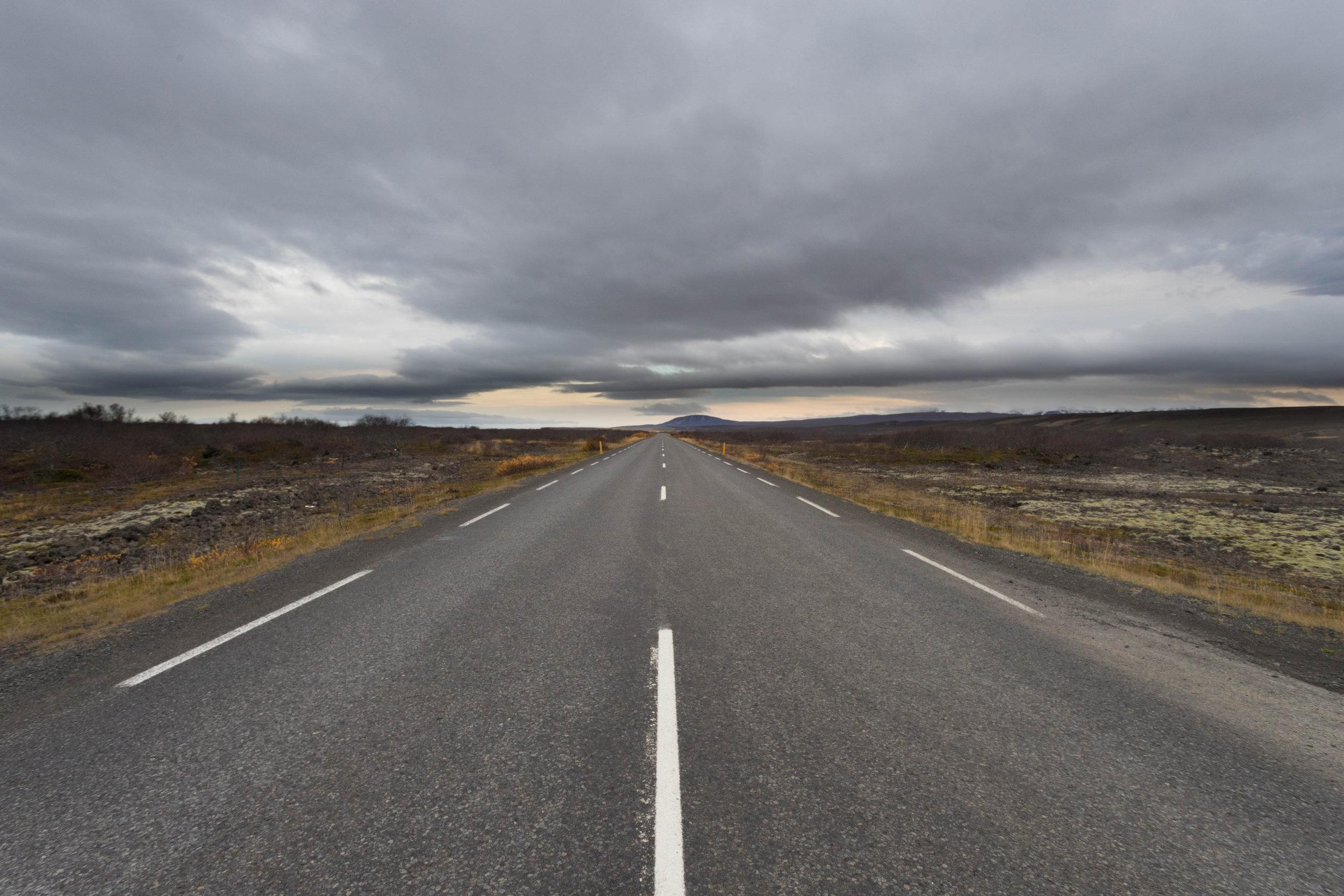 icelandic road #1 - tjörneshreppur