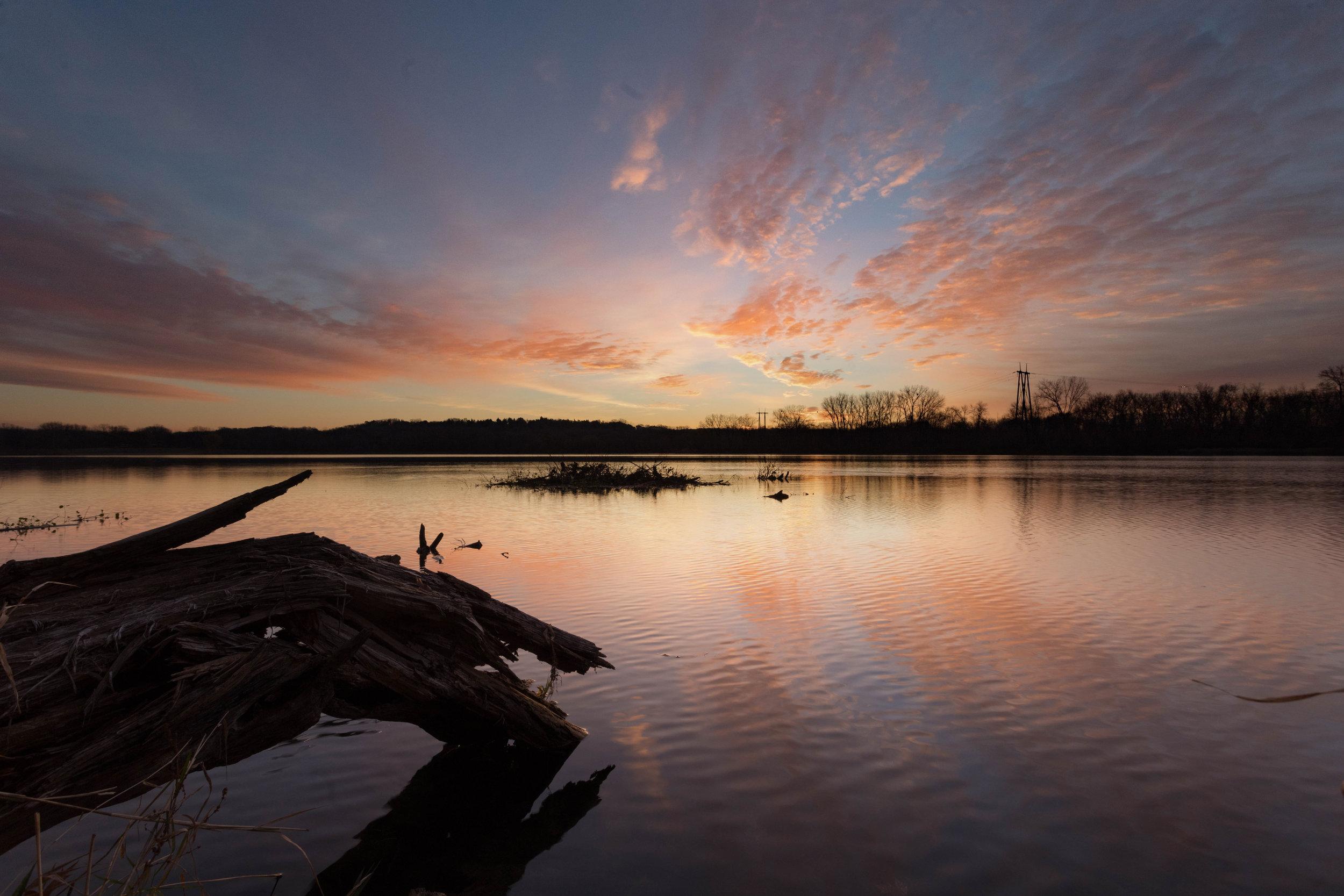 november 3, 2018  lake snelling - saint paul, minnesota
