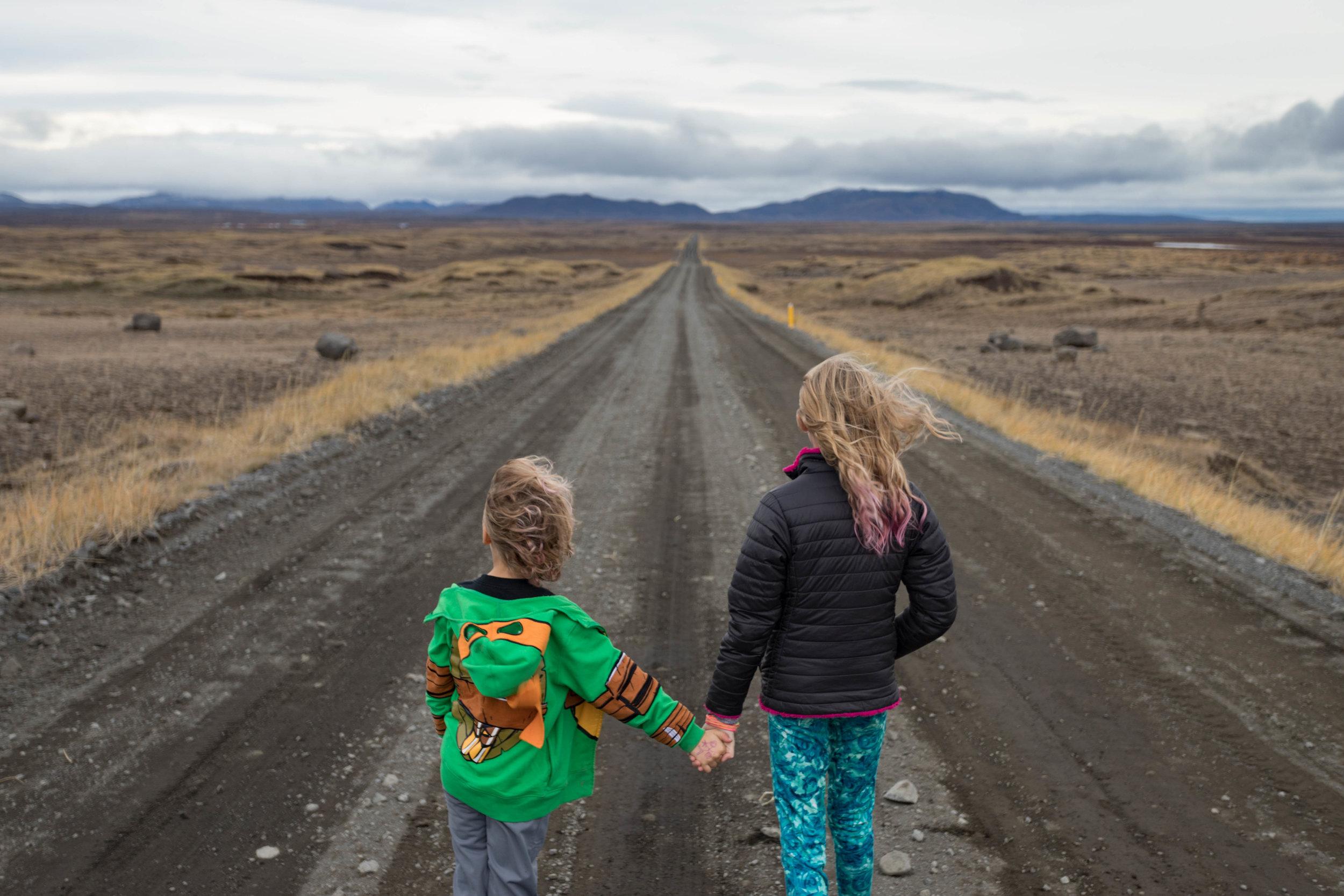 october 27, 2018  highway 864 - vatnajökull national park, iceland