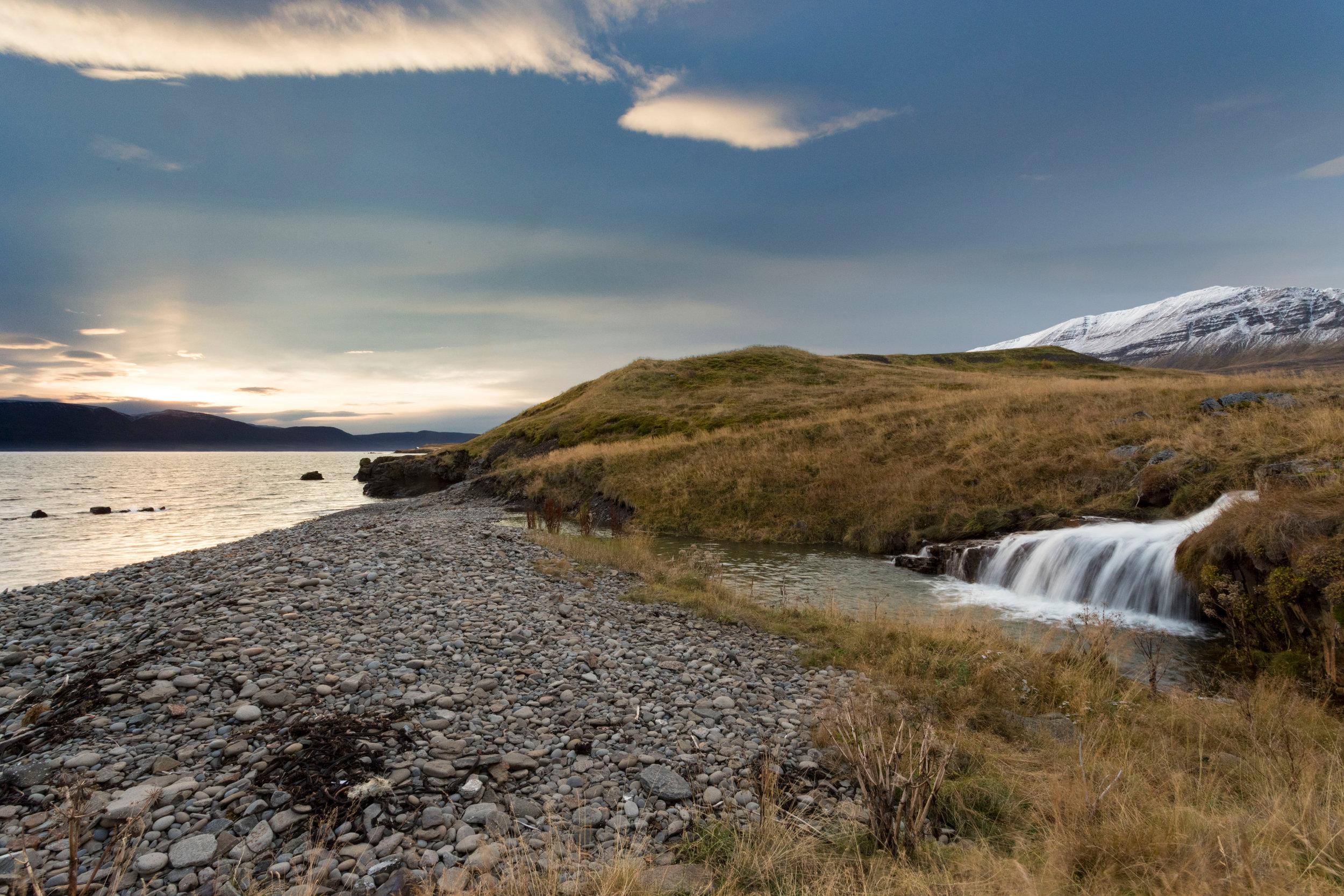 october 18, 2017  eyjafjörður - hauganes, iceland
