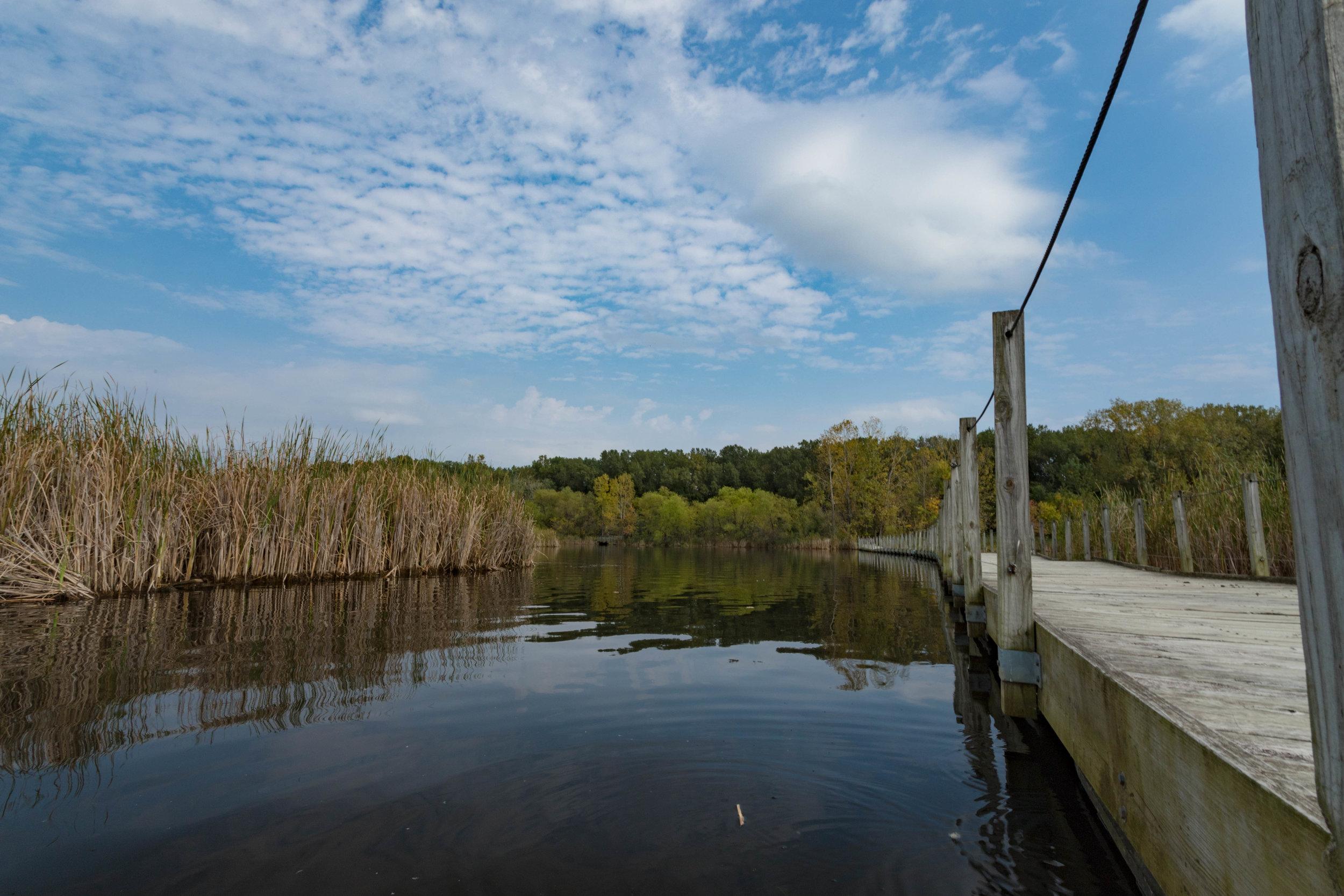 september 19, 2017  wood lake nature center - richfield, minnesota
