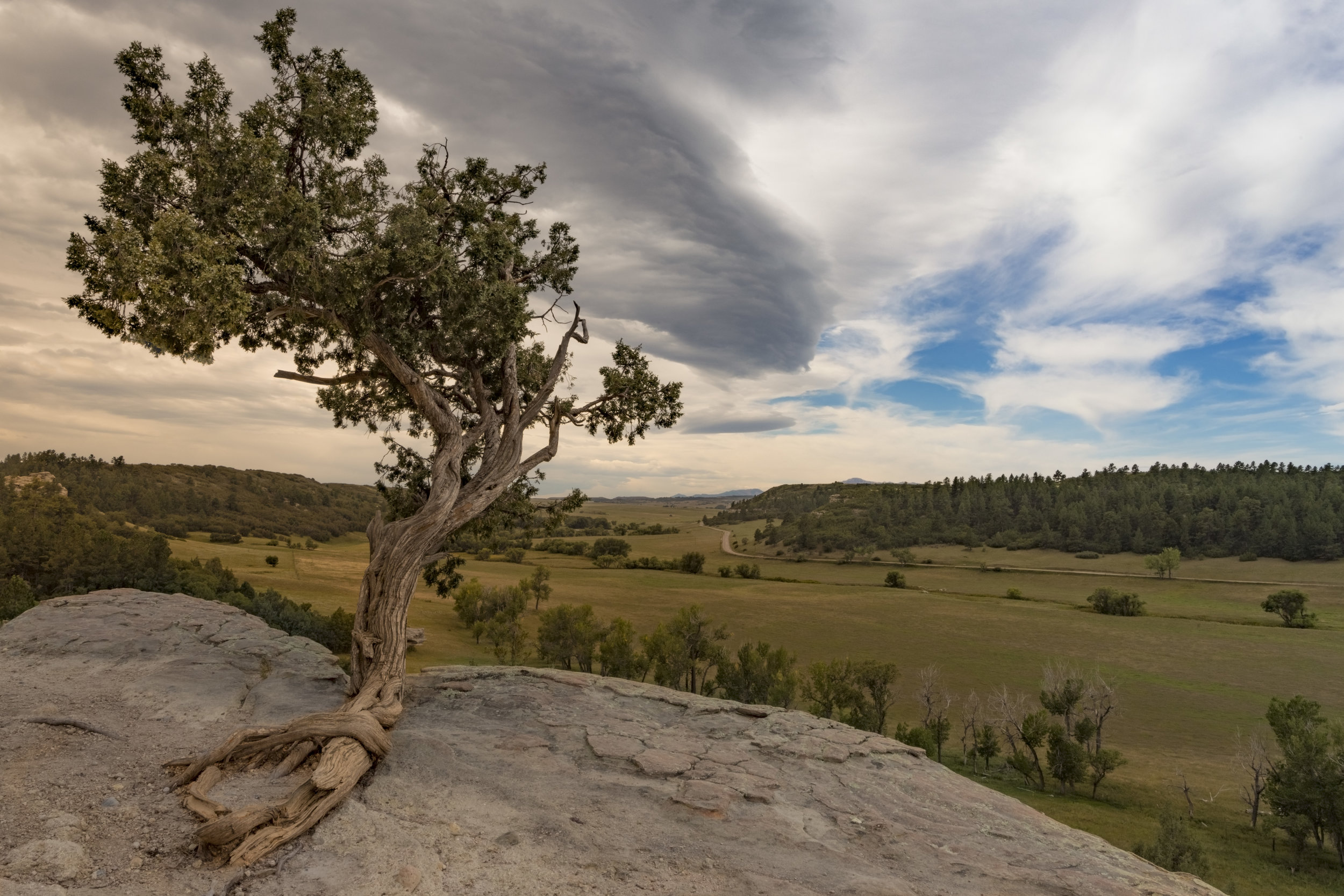 september 4, 2018  castlewood canyon state park - franktown, colorado