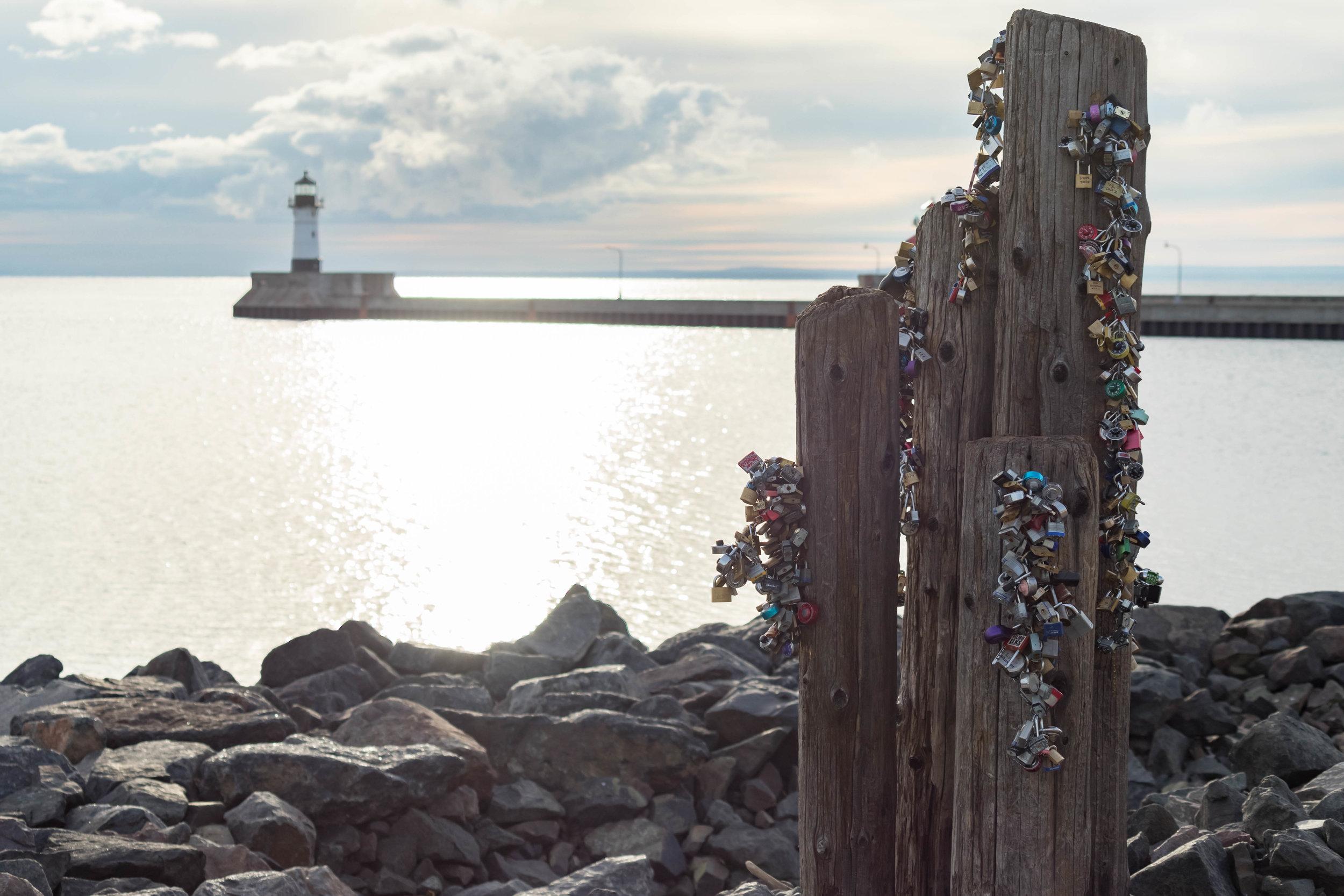 love locks #2 - duluth