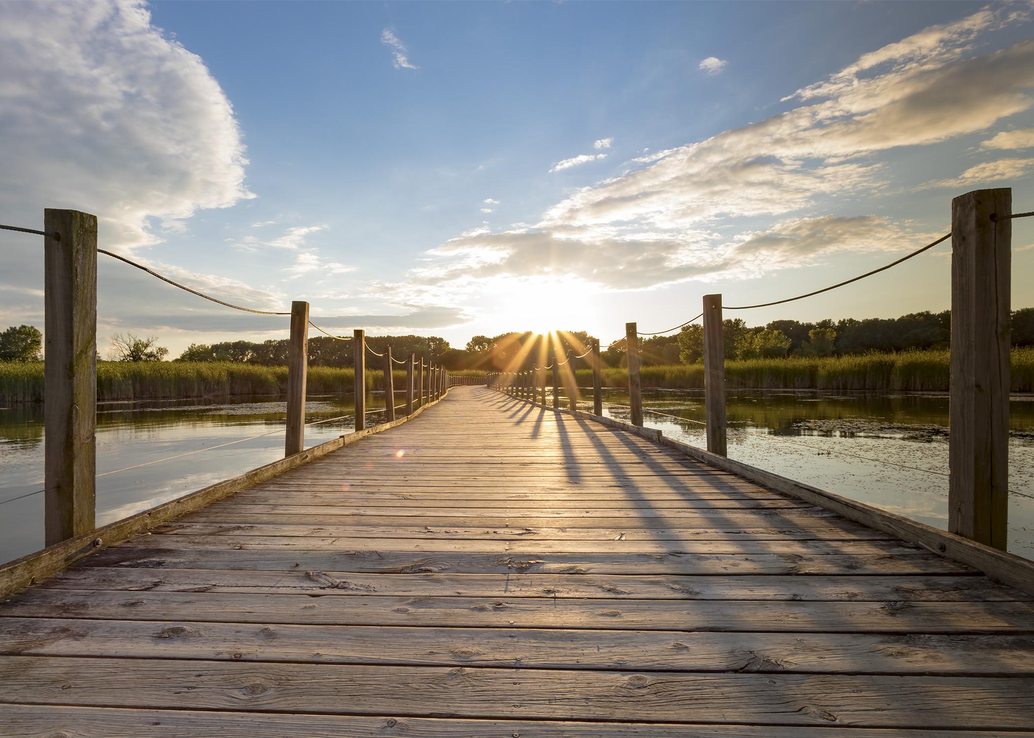 woodlake sunset - richfield