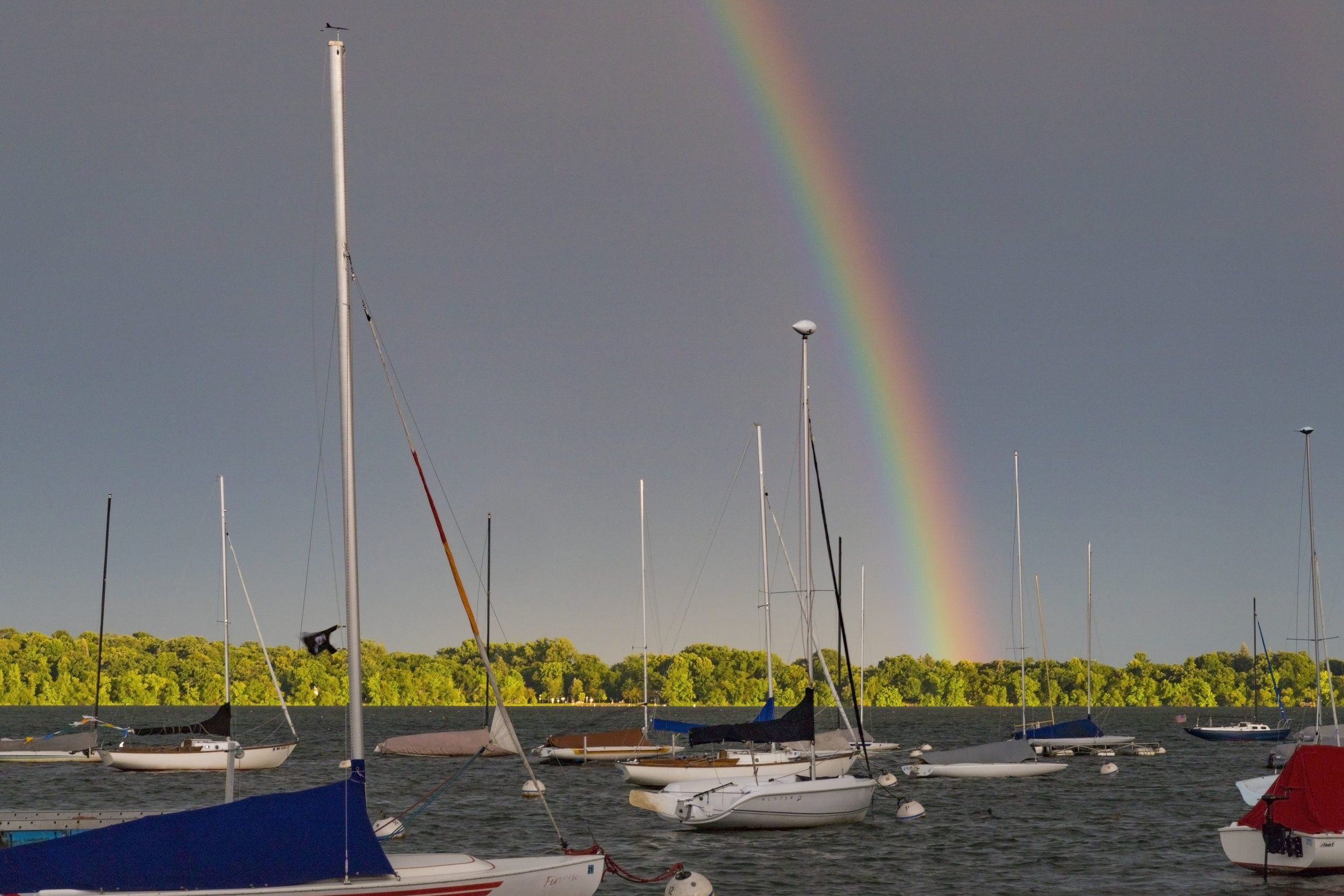 lake harriet - minneapolis, minnesota - july 15, 2019