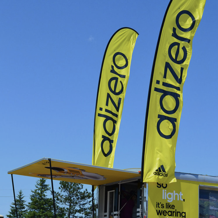 AdiZero Mobile Tour Case Study