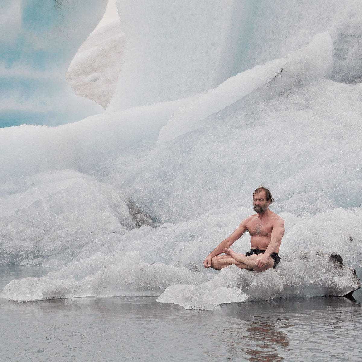 "Curious how you'll learn to become like Wim Hof, ""The Ice Man""? Check out this  short Vice doc ."