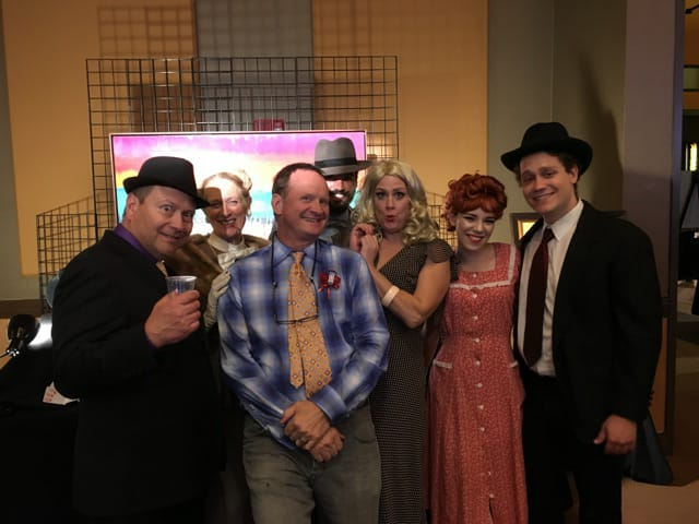 Guys and Dolls SAAF Event-Desert Diamond Casino