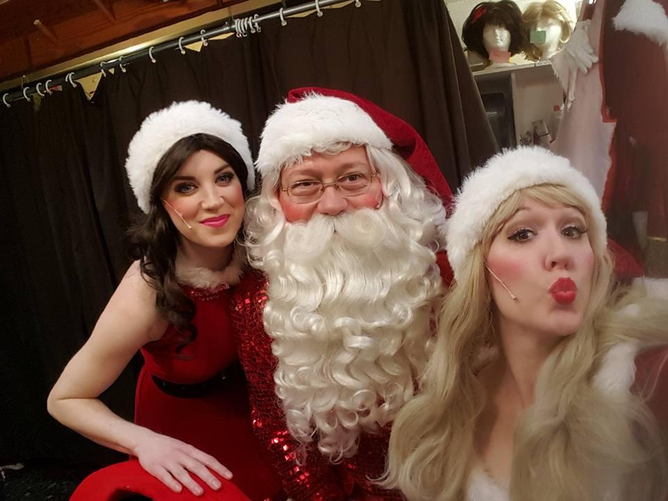 Elf'd at Gaslight Theatre