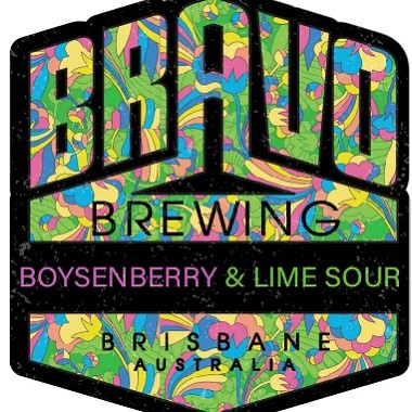 Excited to unveil our new decal for our Boysenberry and Lime Sour brewed for Tipsy with the Gypsy this Saturday March 16 @brisbanebrewingco from 2 onward. It's always a great event showcasing Brisbane's gypsy brewers. These beers are one-offs  so make sure you try them because once they're gone they're gone! @brewsvegas  #brewsvegas19 #brisbanecraftbeer #tipsywiththegypsy2019 #gypsybrewing #craftnotcrap #bravobrewing #independantbrewery #australiancraftbeer #bravoisachampion #fitspo