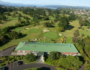 Maungakiekie Golf Club