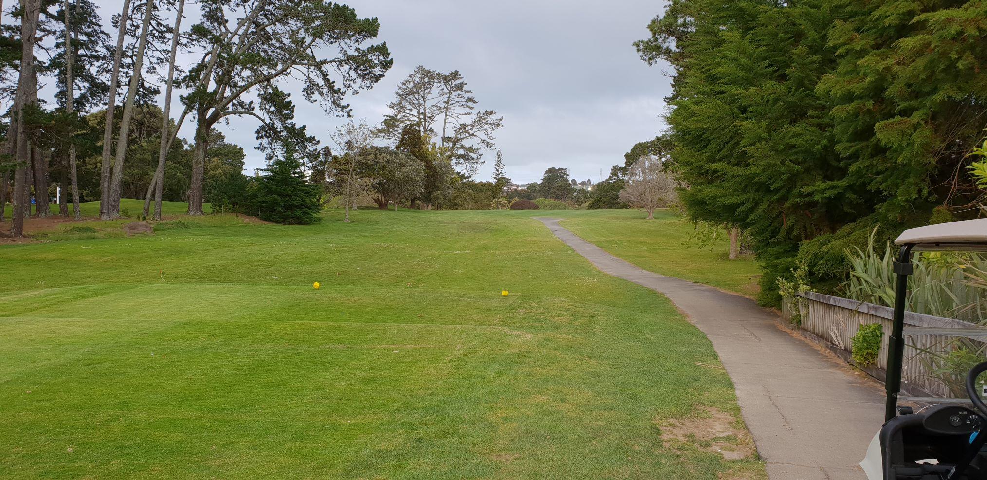 6th Tee Area & Fairway Premium Golf NZ Twilight Series.jpg