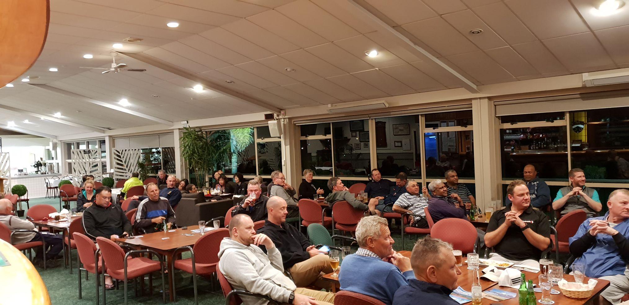 Round 1 golfers Premium Golf NZ Twilight Series.jpg