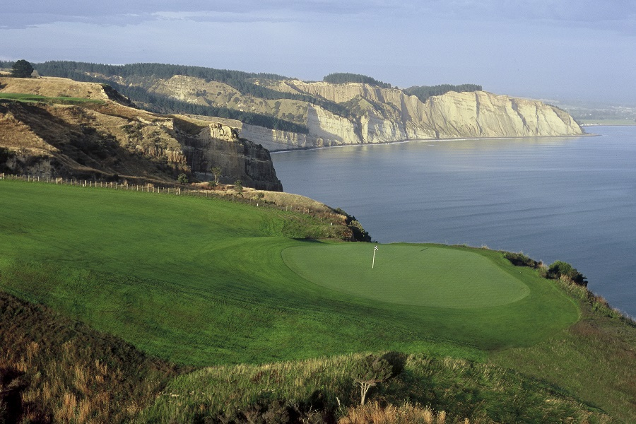 Cape Kidnappers - A Robertson Lodges property and World 100 Greatest Golf Course