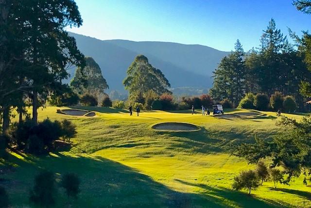 Balmacewen Otago Golf Club in dunedin