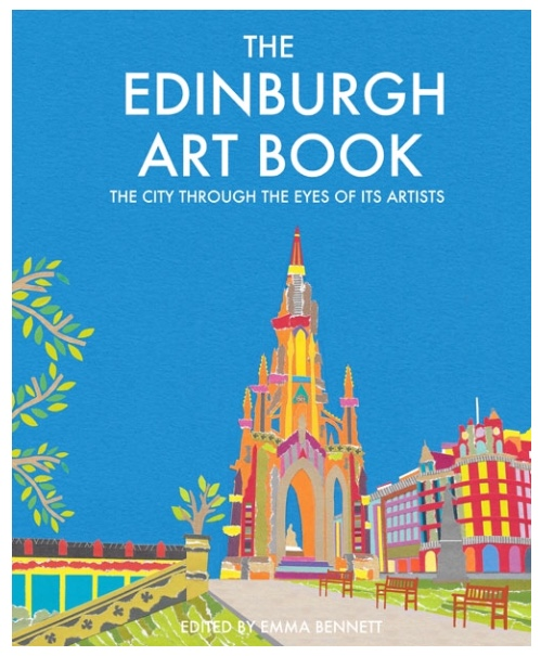 The Edinburgh Art Book, BENNETT, E.,ed. The Edinburgh Art Book, UIT/ Green Books, Cambridge, June 2019