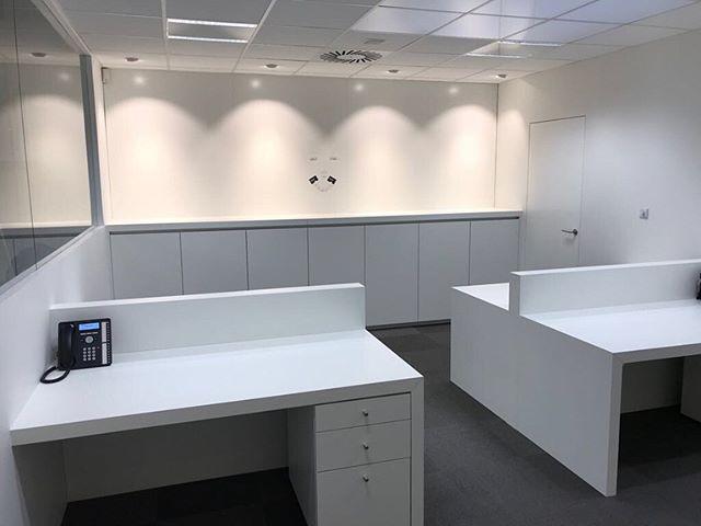 Work done by Promanys #office #Newparislondresknokke #Lovemyjob