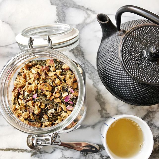 That's my cup of tea! 🌱 @tea_bar_amsterdam . . . . . #goodvibrations #tea #sensei #sencha #matcha #greentea #japanese #betsubara #amsterdam #drink #hot #or #cold #teabar #ramen #betsu