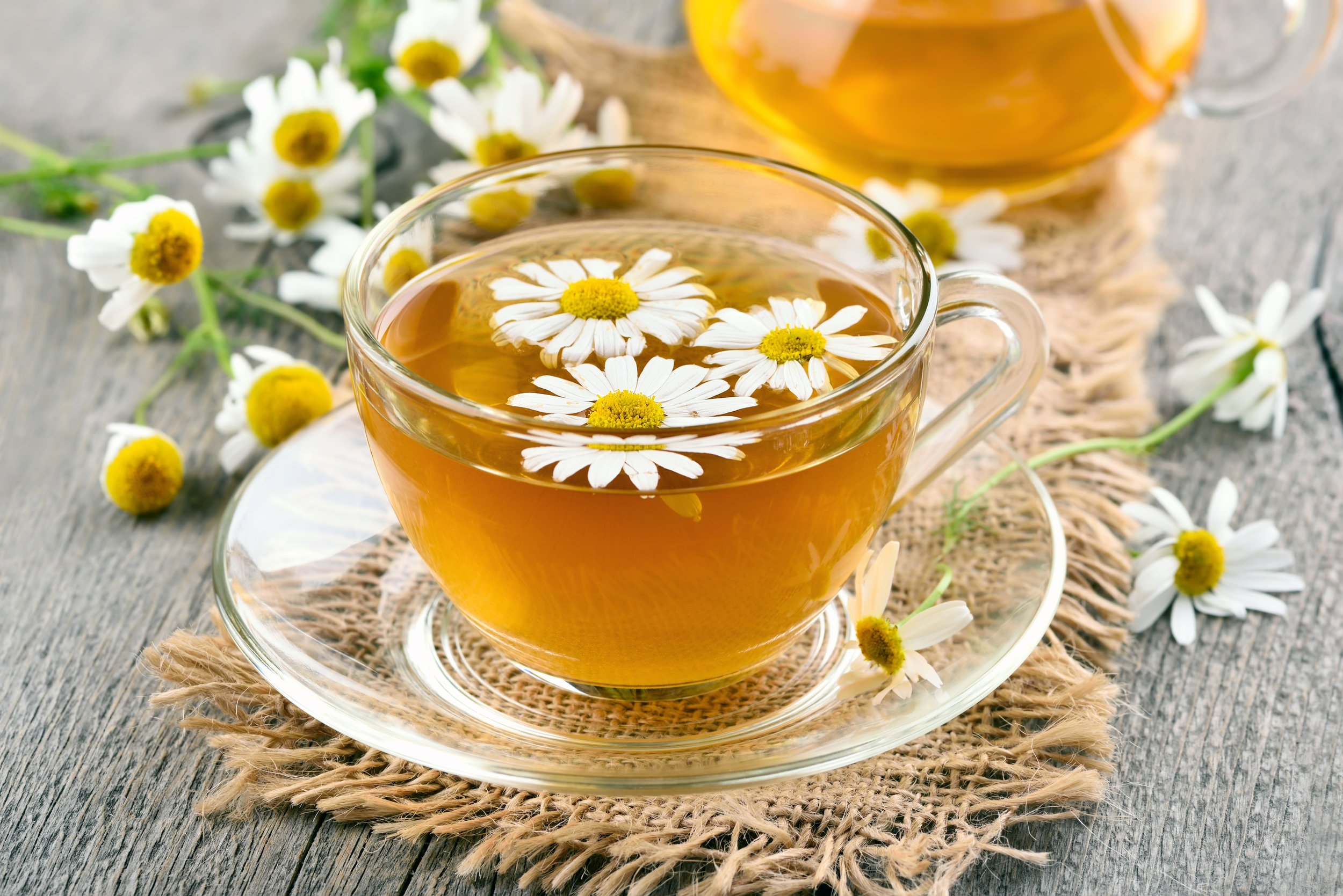 Chamomile tea foods that prevent gas