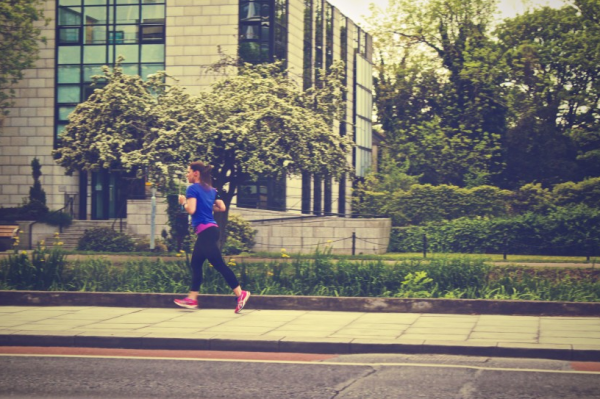 Walking to relieve Gastrointestinal Discomfort