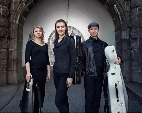 TRIO LUDO  String Trio