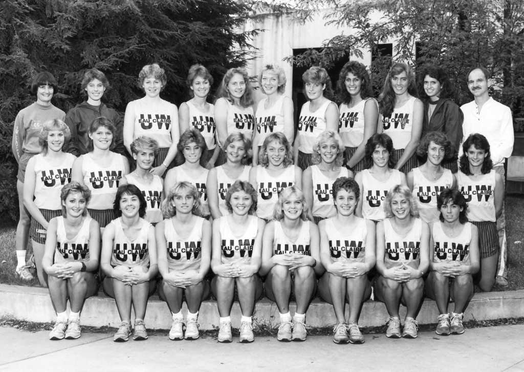 1984 women's NAIA National Title Team