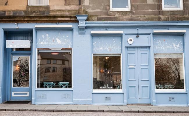 Aizle - Gary's favourite restaurant in Edinburgh