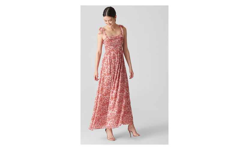 Whistles, Bali Print Maxi Dress