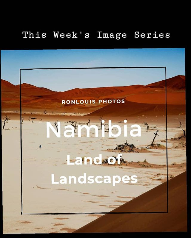 This Week's Images Series Land of Landscapes * Some of the most spectacular landscapes on the planet are located in the great country of Namibia. Once it was called West South Africa but gained its independence in 1990.  Tourism has increased over the last decade. It is one of the most fascinating places I have traveled to Africa to date. Here are images I have captured during my time spent there. Enjoy!❤ * What are some of your favorite landscapes on our planet? Let's create a list for others. * * * * * #thisweeksimagesseries #shotzdelight