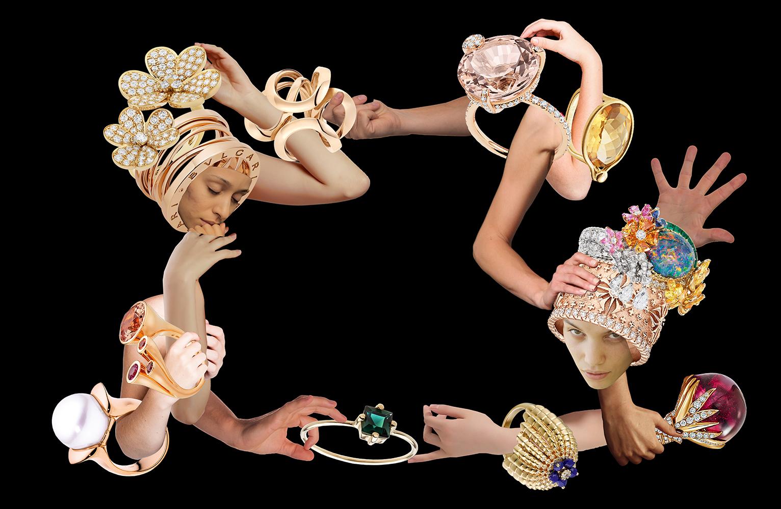 jewelry/ client: SZ Magazin