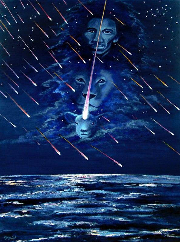 Artist:  Ejay Khan   Title: Signs and Wonders (2009)   Source: http://www.khanstudiointernational.com
