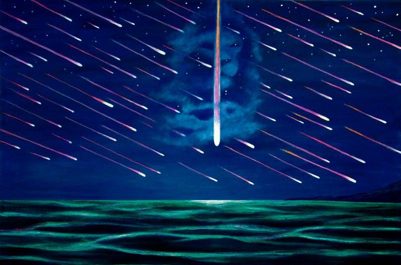 Aritist:  Ejay Khan   Title: Looks Like Redemption (2009)   Source: http://www.khanstudiointernational.com