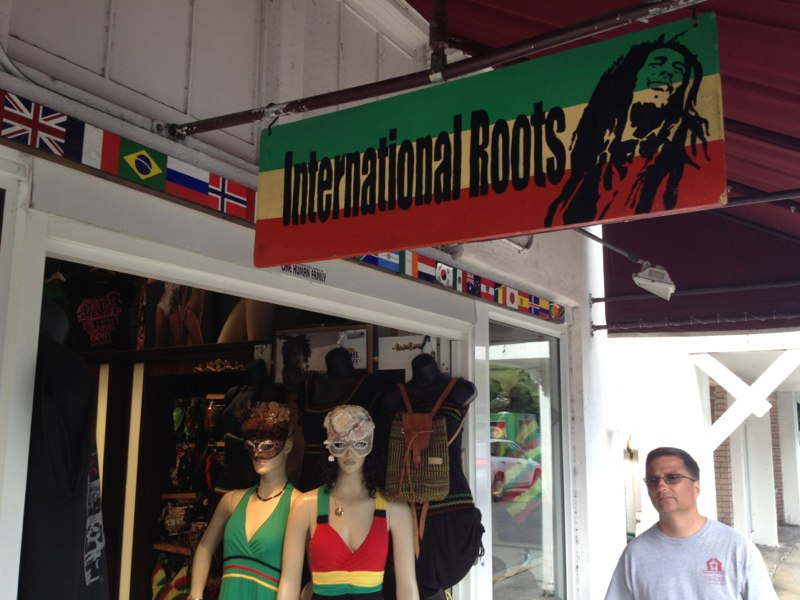 International Roots Shop Key West, Florida   Photo: Mark & Luke Ehrhardt Summer 201
