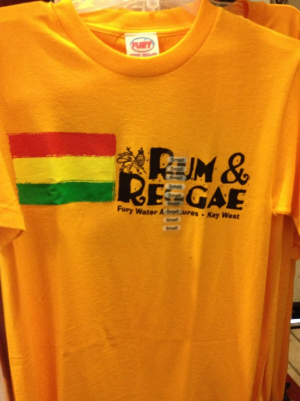 Rum & Reggae Fury Water Adventures T-Shirt   hoto: Mark & Luke Ehrhardt Summer 2013
