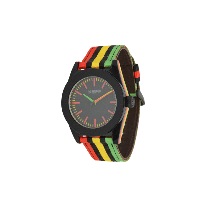 Neff Watch   Photo: http://www.reggaeking.com/Neff_Estate_Watch_p/nf0213-ras.htm  Accessed December 2017