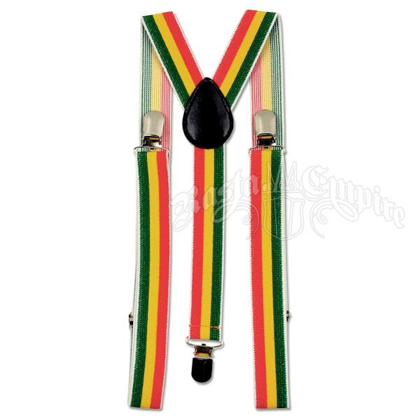 Suspenders   Photo: http://www.rastaempire.com/p-2662-rasta-suspenders.aspx  Accessed Spring 2013