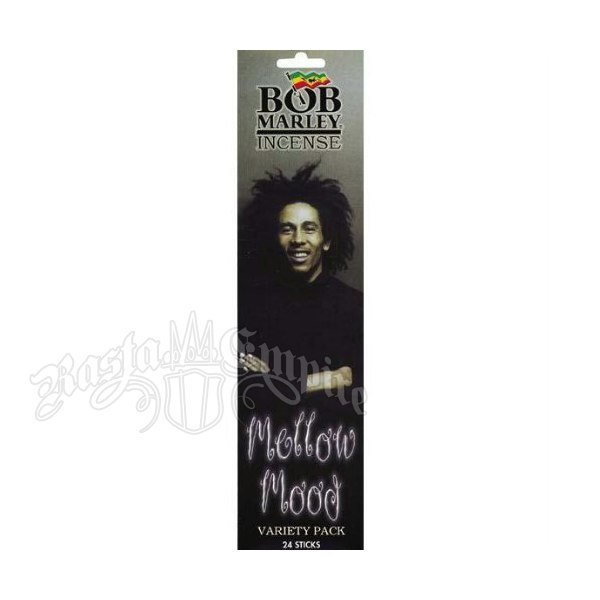 Bob Marley Mellow Mood Incense   Photo: http://www.rastaempire.com/p-130-bob-marley-mellow-mood-incense.aspx  Accessed Spring 2013
